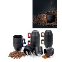 Taşınabilir Öğütücülü Manuel Kahve Makinası