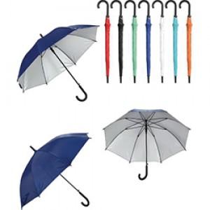 Plastik Saplı Fiber Glass Kırılmaz Şemsiye